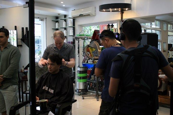 Dịch vụ chăm sóc tóc toàn diện và bài bản