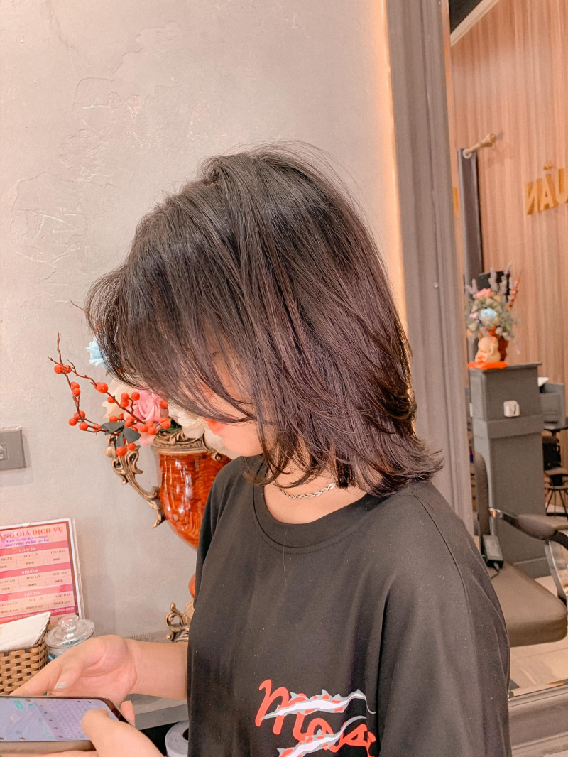 Nguyễn Trần Quân Hair Salon