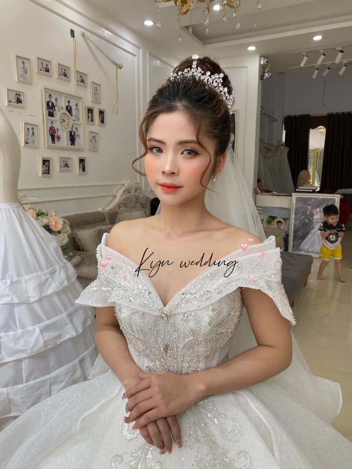 Nguyễn Tuyết Mục makeup (Kyn Wedding)