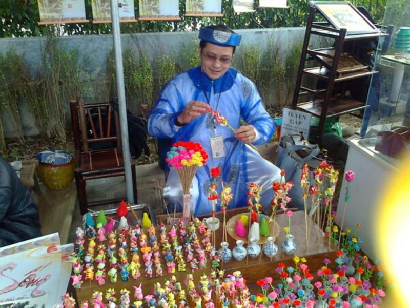 Nghệ nhân ưu tú Nguyễn Văn Thành