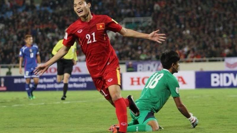 Màn trình diễn ấn tượng trong màu áo đội tuyển quốc gia chính là phần thưởng xứng đáng cho những nỗ lực không biết mệt mỏi của Văn Toàn.