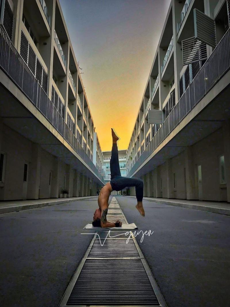 Nguyen Yoga