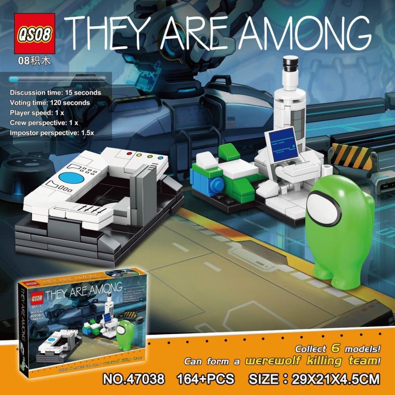 Lego A Mong Us - NguyetKim.com