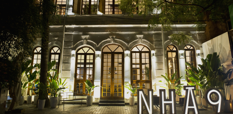 Nhà 9NKC Fusion Restaurant & Cafeteria
