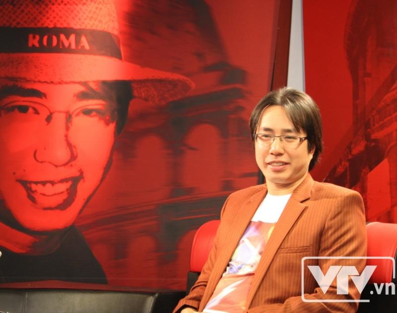 Nhà báo, BLV Anh Ngọc