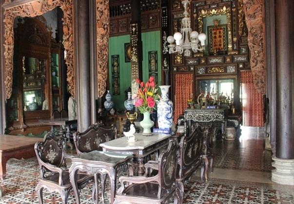 khu thờ tổ tiên