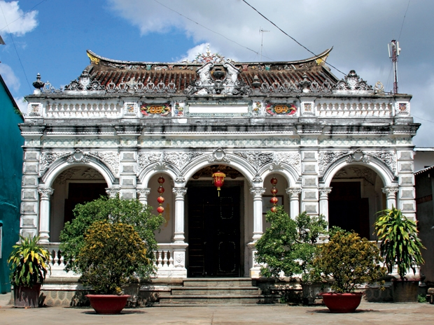 Nhà cổ Huỳnh Thủy Lê