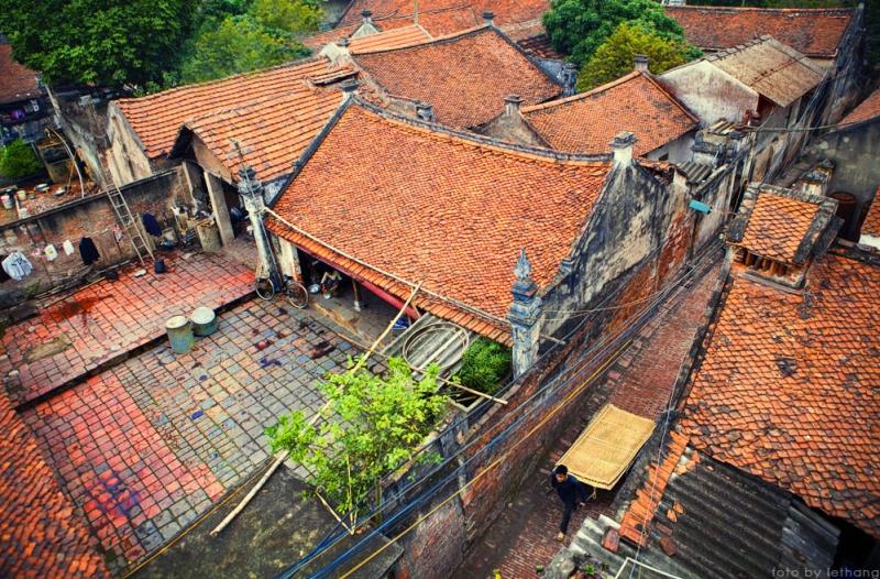 Nhà cổ làng Cự Đà