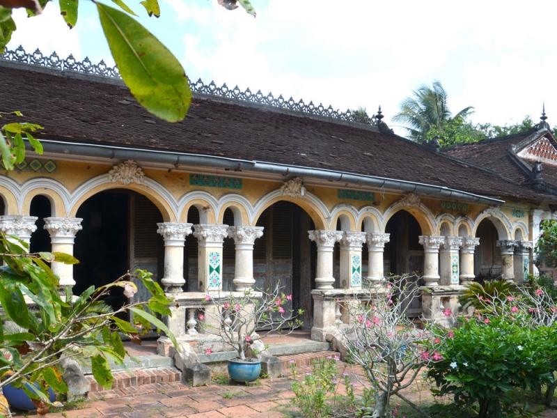 Nhà cổ Nam Bộ