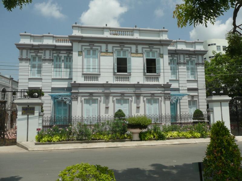 Bac Lieu's Prince's House