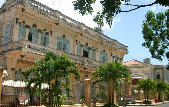 Căn nhà tọa lạc tại số 13, Điện Biên Phủ, phường 3, thị xã Bạc Liêu, tỉnh Bạc Liêu