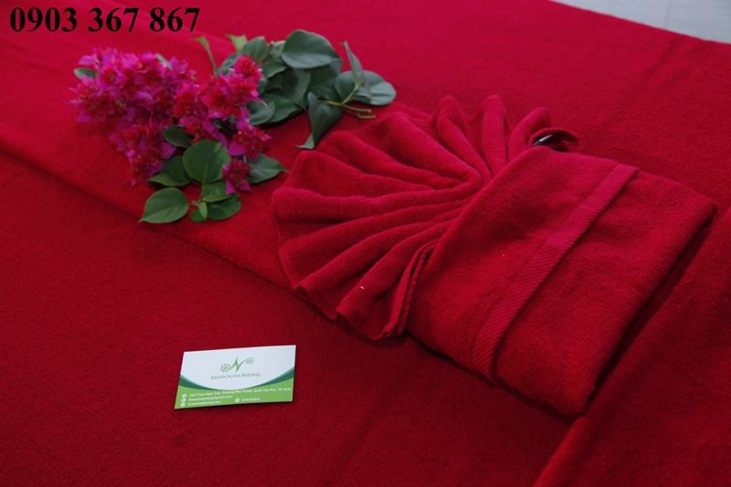Nhà cung cấp khăn khách sạn Công Ty Khăn Nam Phong