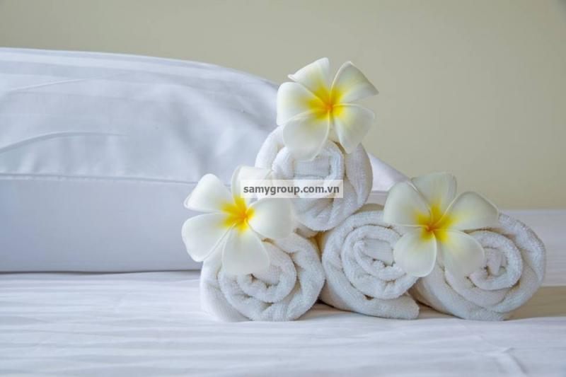 Nhà cung cấp khăn khách sạn Samy Bedding