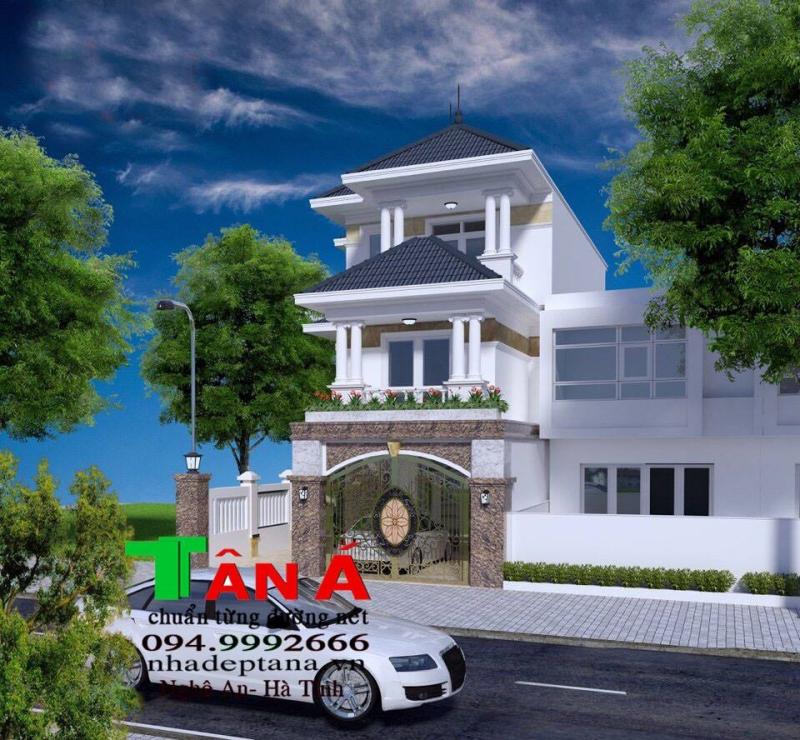 Nhà Đẹp Tân Á