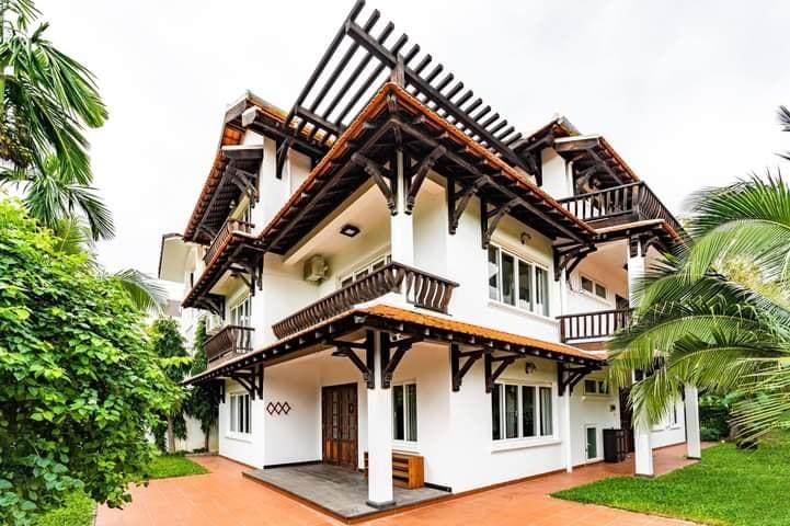 Nhà đẹp TTD Architecture