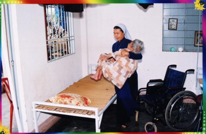Nhà dưỡng lão Nhân Ái