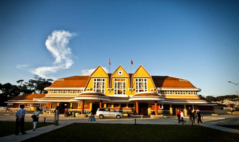 Nhà ga cổ Đà Lạt