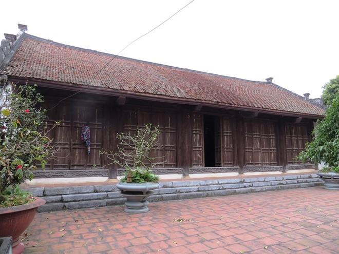 Nhà gỗ của quan Tổng đốc Sơn Tây