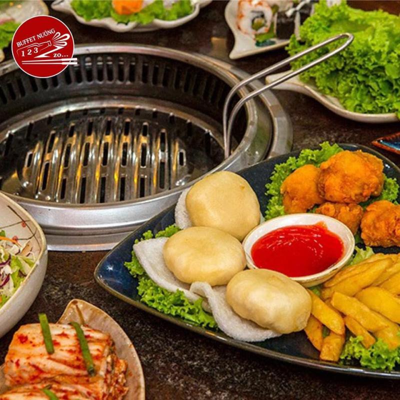 Nhà hàng 123 ZZO buffet