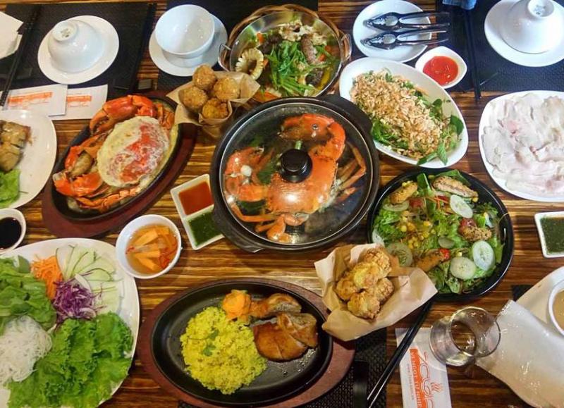 7 Crab Restaurant