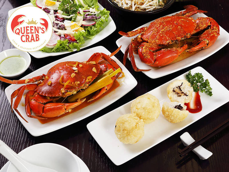 Queen's Crab