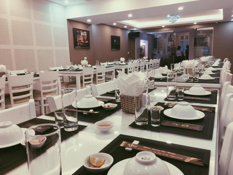Nhà hàng 72 Vị Việt