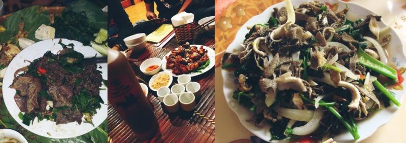 Nhà hàng 75 Mộc Châu - Trâu Tây Bắc