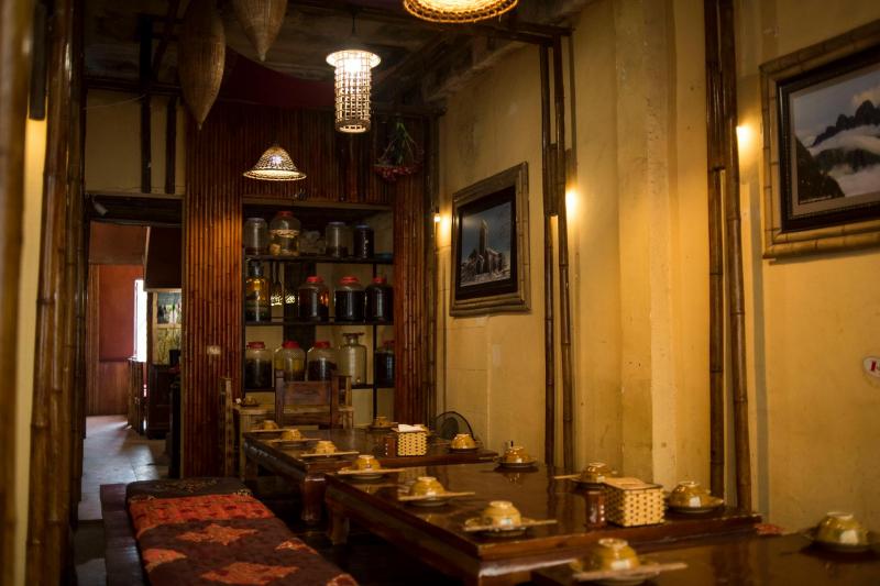 Nhà hàng A Phủ Sa Pa