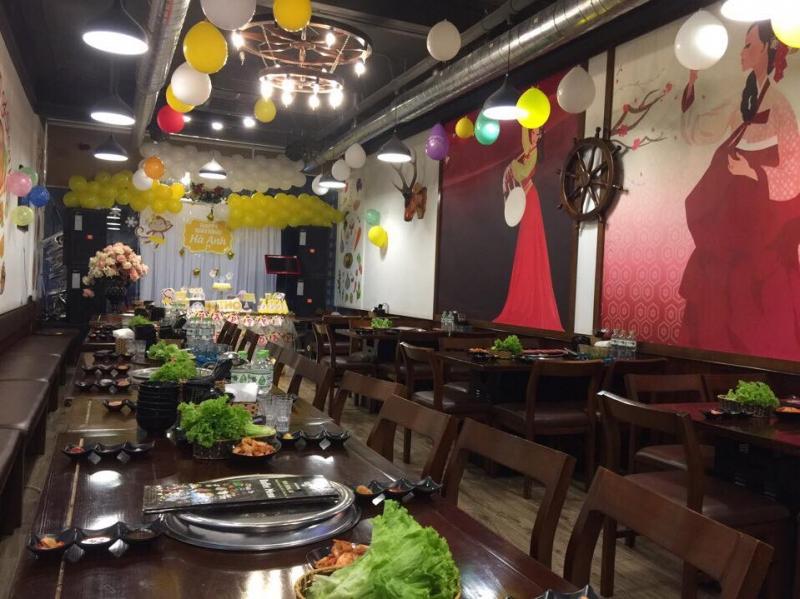 Nhà hàng A1 Restaurant