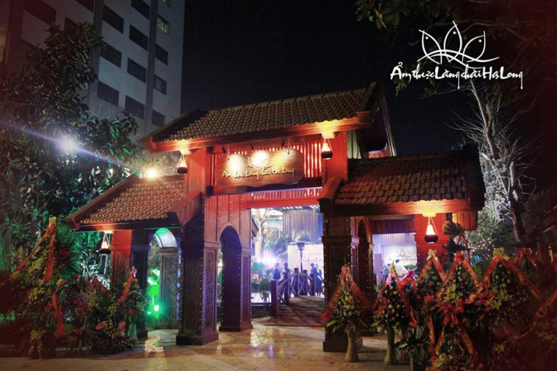 Nhà hàng Ẩm thực làng chài Hạ Long