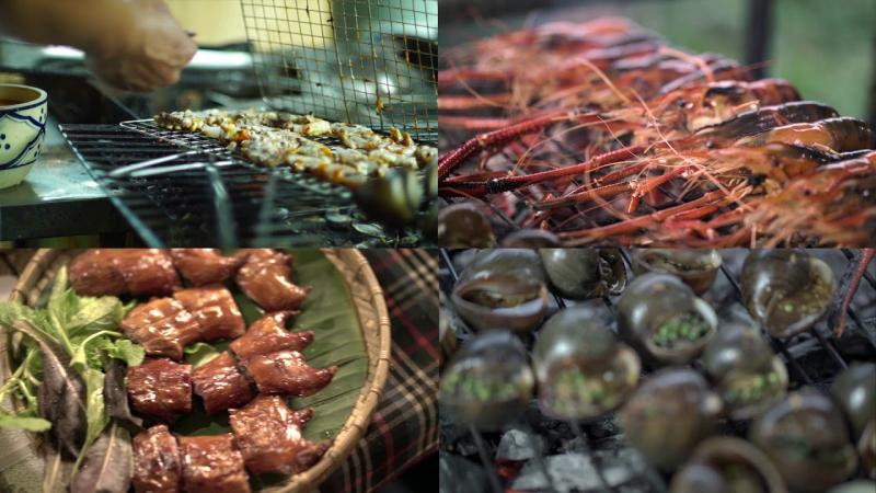 Nhà hàng Ẩm thực sinh thái Đầm Sen với đa dạng các món ăn