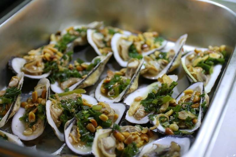 Nhà hàng Ẩm Thực Sóng Biển – Hồng Đức