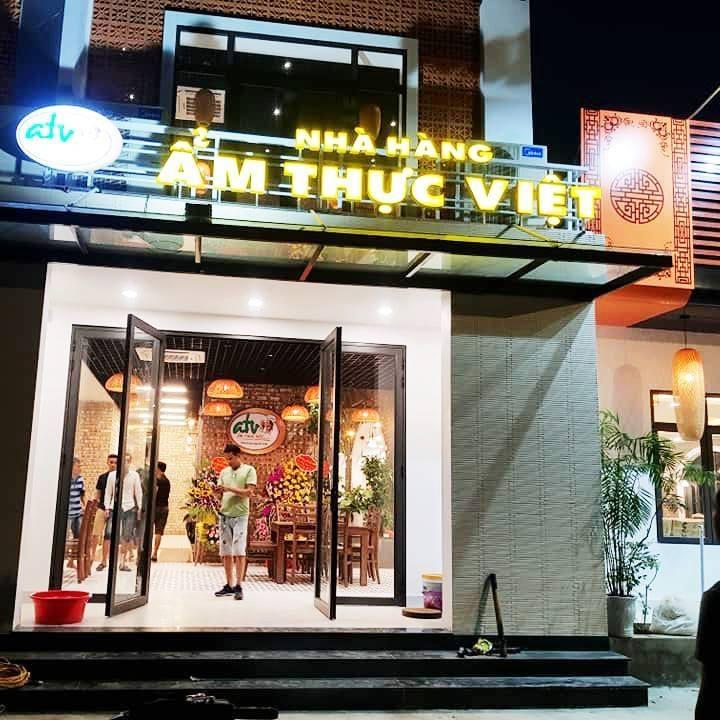 Nhà hàng Âm thực Việt
