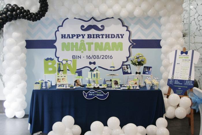 Nhà hàng Ân Nam là một trong những địa điểm tổ chức sinh nhật cho bé chất lượng