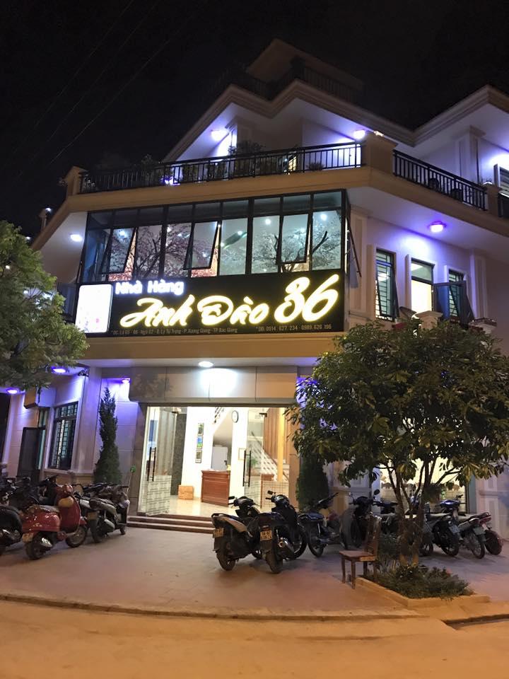Nhà hàng Anh Đào 36