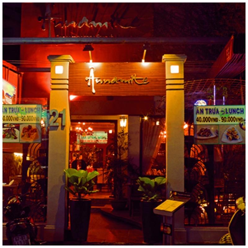 Nhà hàng Annamite