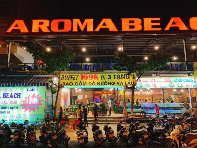Nhà Hàng Aroma Beach