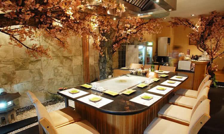 Nhà hàng Asahi Sushi - Bà Triệu