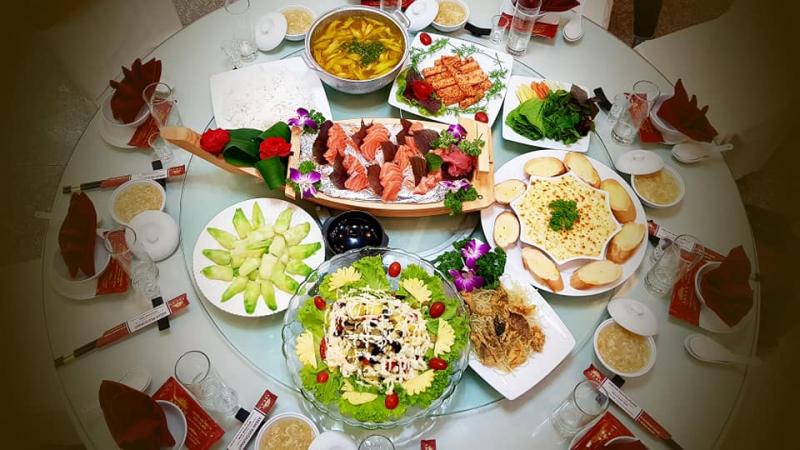 Nhà hàng Hải Sản ASEAN