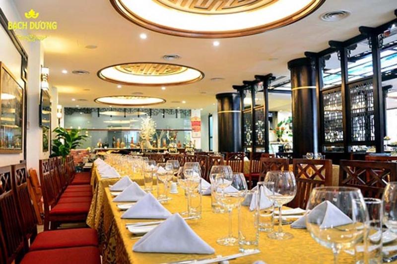 Nhà hàng Bạch Dương La Taverne