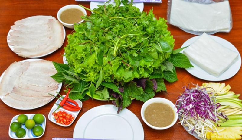 Nhà hàng Bánh Tráng Hoàng Bèo - Linh Đàm