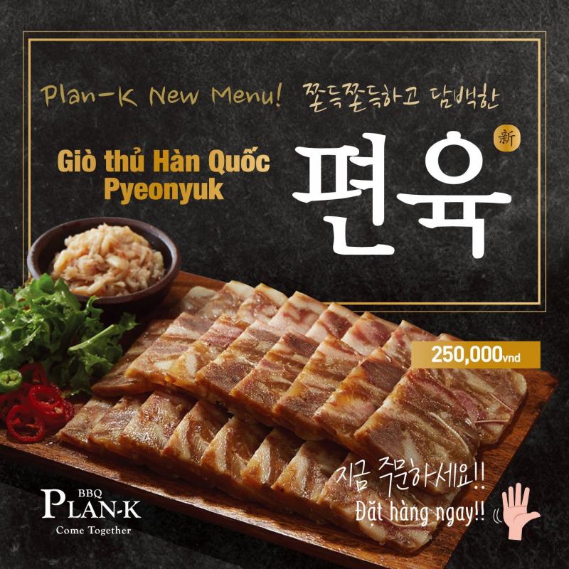 Nhà Hàng BBQ - Plan K
