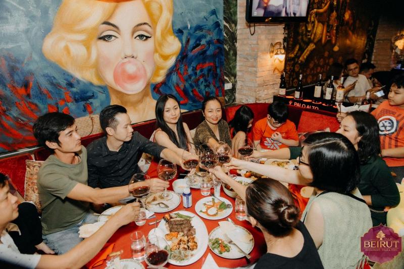 Nhà hàng Beirut Restaurant