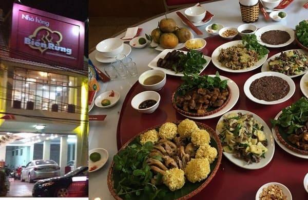 Nhà hàng Biển Rừng