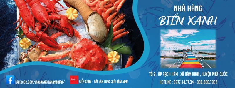 Nhà hàng biển xanh