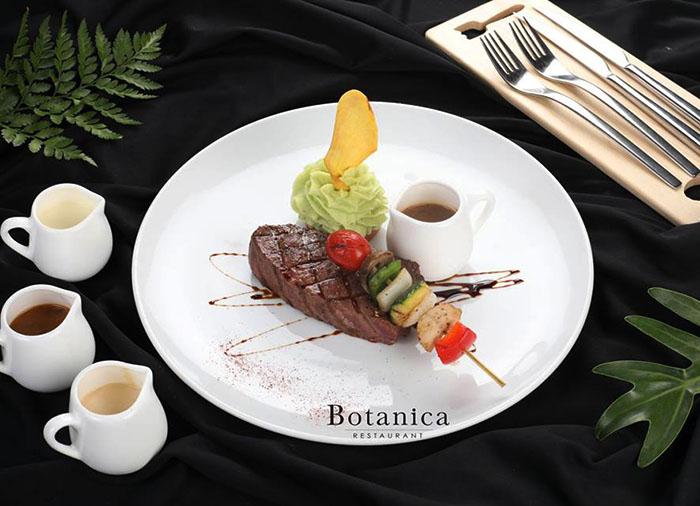 Nhà hàng Botanica - Giảng Võ