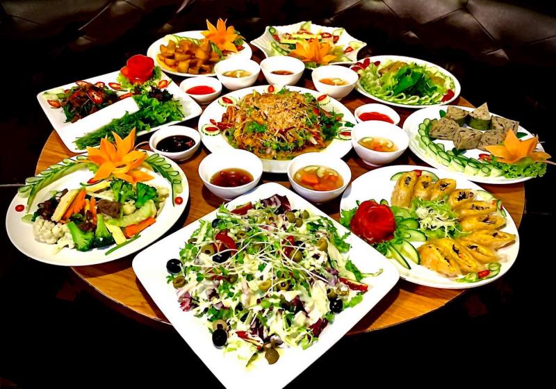 Nhà hàng chay An Lạc