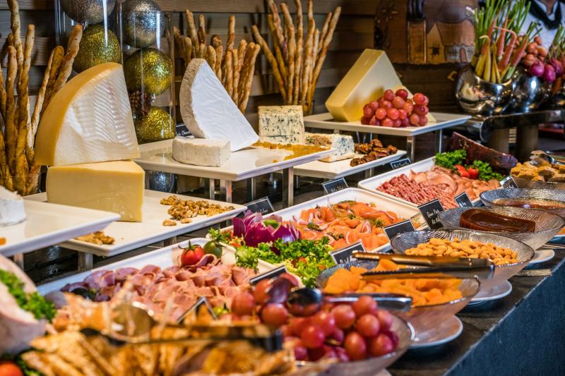 Nhà hàng Buffet Intercontinental Nha Trang