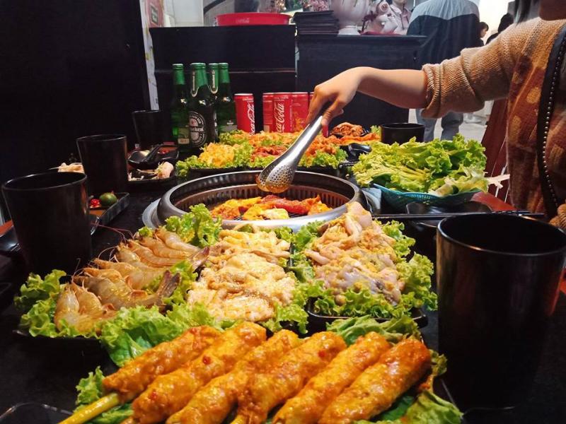 Nhà Hàng Buffet Lẩu Nướng Zô Nguyễn