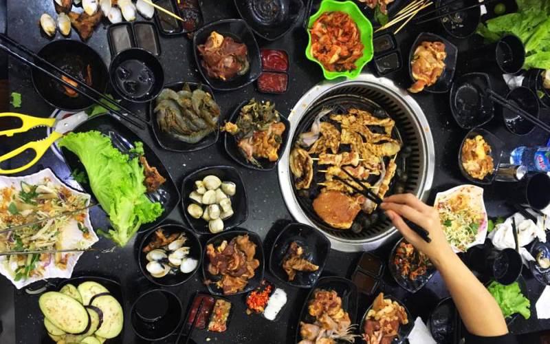 Nhà hàng Buffet Nam Hải